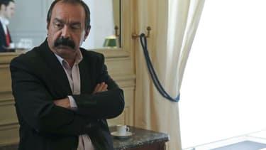 Philippe Martinez tacle une nouvelle fois le gouvernement