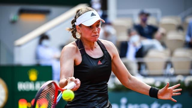 Rybakina - Roland-Garros