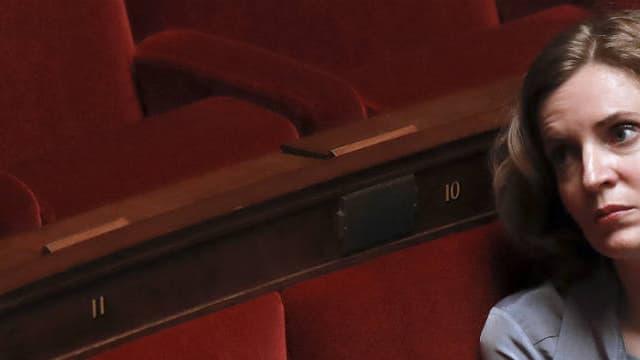 NKM, à l'Assemblée nationale.