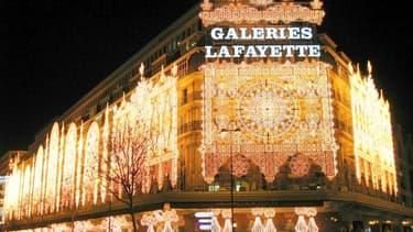 Les Galeries Lafayette pourraient racheter le Printemps
