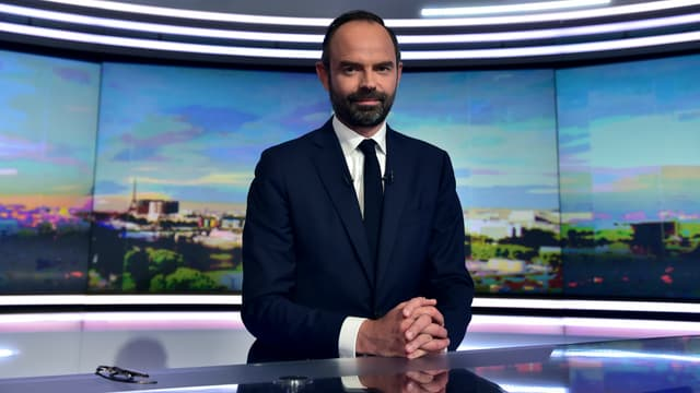Edouard Philippe sur TF1.
