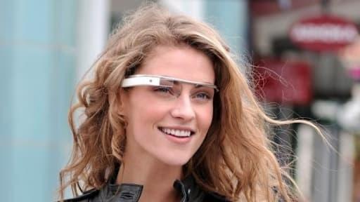 Les lunettes de Google permettront d'afficher les rendez-vous de la journée ou encore de suivre un trajet