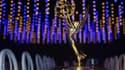 La statuette des Emmy Awards