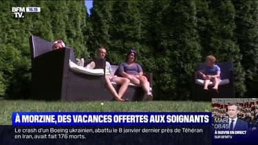 Après la crise sanitaire, des vacances offertes aux soignants à Morzine en Haute-Savoie