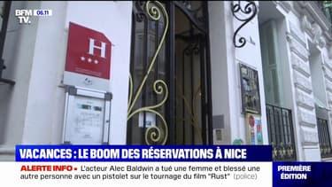 Tourisme : les réservations à Nice au beau fixe pour les vacances de la Toussaint