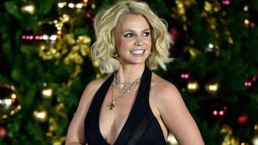 Britney Spears à Las Vegas en novembre 2015