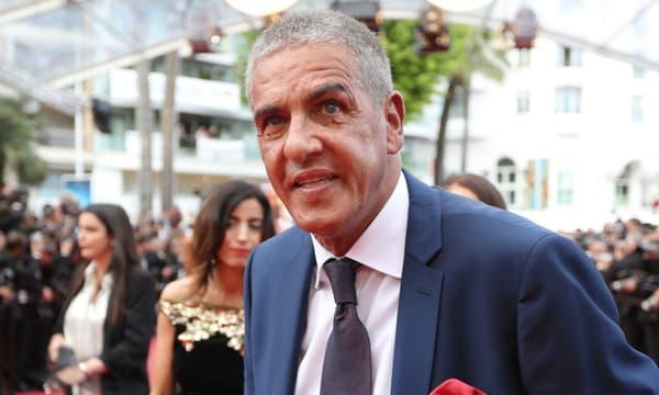 Samy Naceri au festival de Cannes en 2018