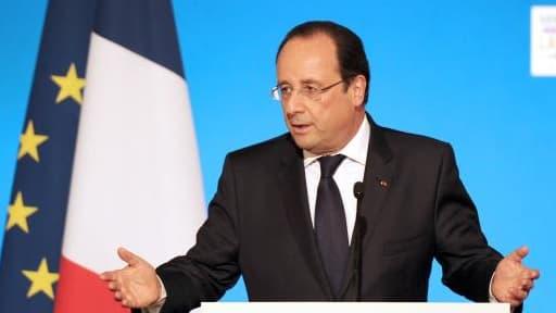 François Hollande a invité les investisseurs d'Amérique latine à venir plus nombreux
