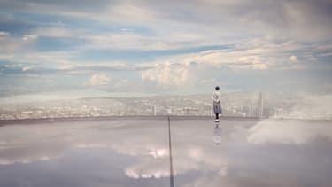 Comme son nom l'indique, cette incroyable tour mesurerait un mile (1.600 mètres d'altitude), mais ne comprendrait ni bureaux ni habitations.