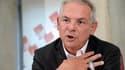 Thierry Lepaon, le secrétaire général de la CGT, veut mobiliser contre le plan d'économies engagé par le gouvernement.
