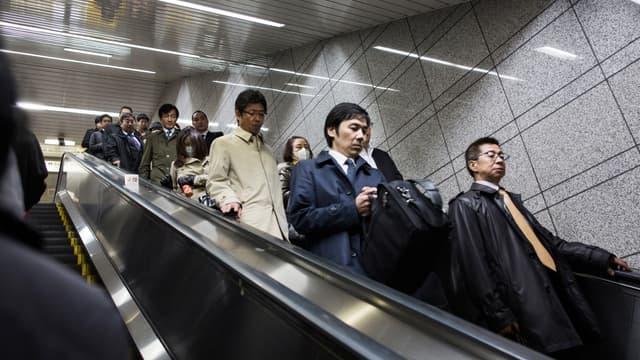 A force de travailler, les Japonais souffrent de stress et de burn-out.