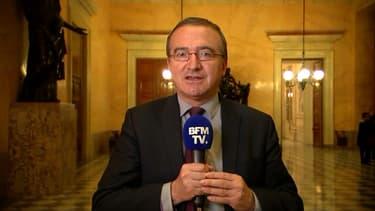 Hervé Mariton, député Les Républicains de la Drôme, sur BFMTV le 2 novembre 2016.