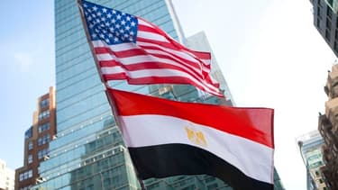 Les Etats-Unis versent 1,5 milliard de dollars par an à l'Egypte.