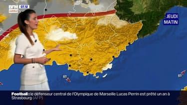 Météo Côte d'Azur: un ciel partagé entre nuages et éclaircies