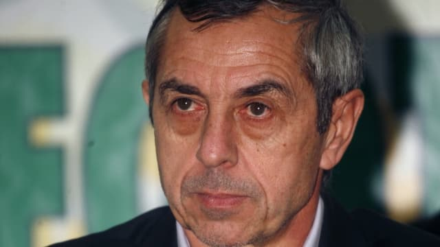 Alain Giresse, ancien sélectionneur de la Géorgie