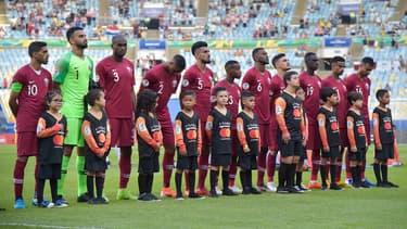 Le Qatar à la Copa America 2019