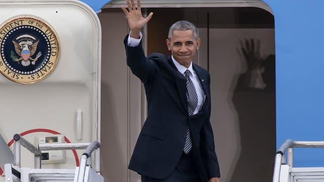 Barack Obama, le 18 novembre 2016.