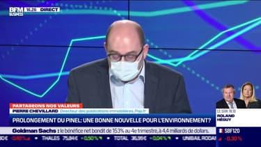 Pierre Chevillard (pap.fr) : Prolongement du Pinel, une bonne nouvelle pour l'environnement ? - 19/01