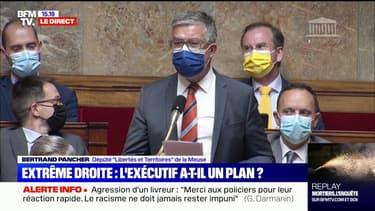 """Bertrand Pancher, député """"Libertés et Territoires"""" de la Meuse: """"On ne peut pas lutter contre l'extrême droite en courant derrière elle"""""""