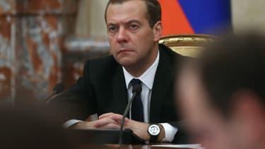 Dmitri Medvedev a indiqué qu'aucun accord n'avait été trouvé pour empêcher l'extension de l'embargo à l'Ukraine.
