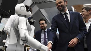la France est l'un des pays en pointe dans la recherche en intelligence artificielle grâce à la forte tradition de recherche en mathématique