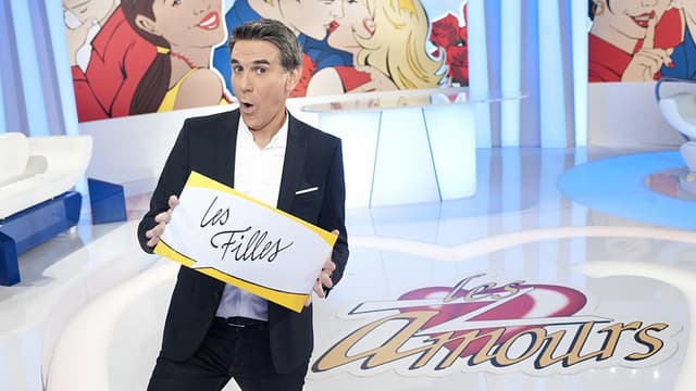Tex, animateur des Z'amours sur France 2 en 2015.