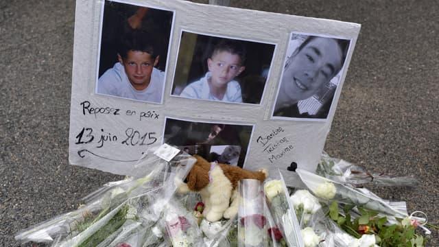 Tristan, Maxime et Bastien sont décédés samedi dernier lors d'une explosion d'une bâtisse abandonnée.