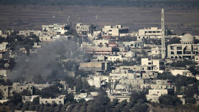 Les rebelles se sont retirés des nouveaux quartiers d'Alep, en Syrie. (Photo d'illustration)