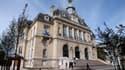 La mairie d'Asnières, dans les Hauts-de-Seine