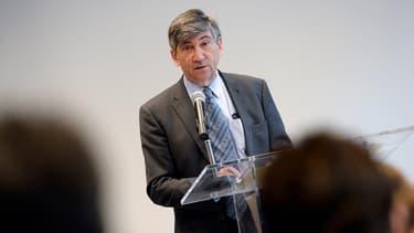 Le président de l'Autorité des marchés financiers (AMF), Gérard Rameix.