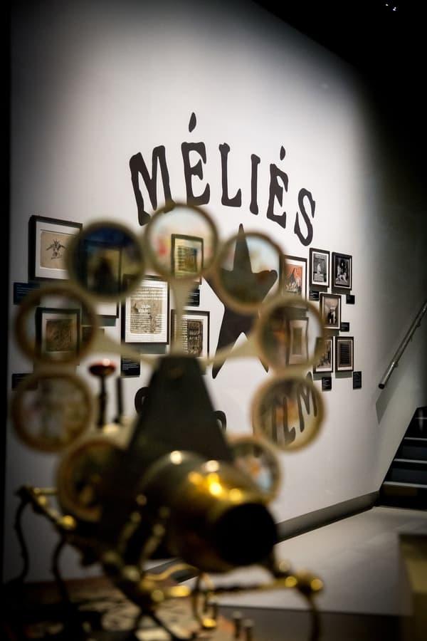 """""""MUSEE MELIES, LA MAGIE DU CINEMA"""", A LA CINEMATHEQUE FRANCAISE, EN PARTENARIAT AVEC BFMTV"""