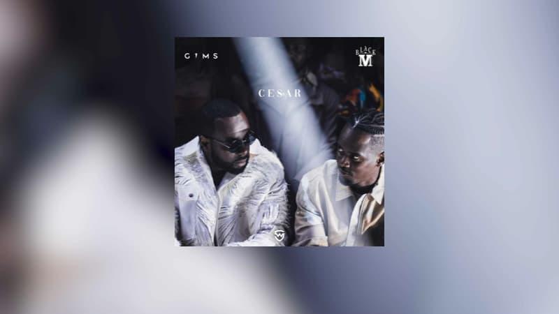"""Black M et Gims à nouveau réunis sur une chanson, """"Cesar"""""""