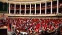 A l'Assemblée nationale, le 8 juillet 2015.