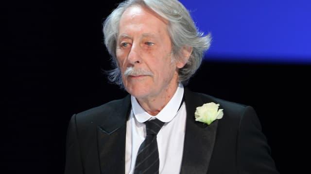 Jean Rochefort en février 2008 à Paris