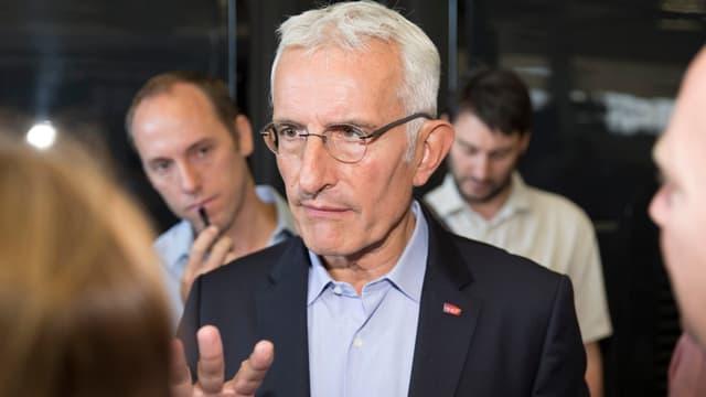 Le patron de la SNCF Guillaume Pepy touche le plafond de 450.000 euros bruts par an