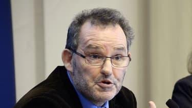 Le directeur général de l'ANSM, Dominique Martin.