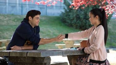 """Noah Centineo et Lana Condor, les deux stars de """"À tous les garçons que j'ai aimés"""""""
