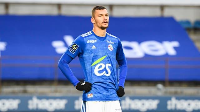 Ludovic Ajorque - Strasbourg
