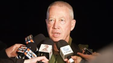 Le ministre du Logement et de la Construction, Yoav Galant.