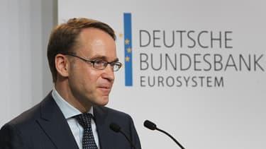 Jens Weidmann - AFP