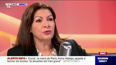 """Confinement: Anne Hidalgo demande un dernier effort et """"pense que les Français seront prêts à le faire"""""""