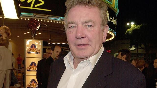 L'acteur Albert Finney en 2000, à l'avant-première du film Erin Brokovich.