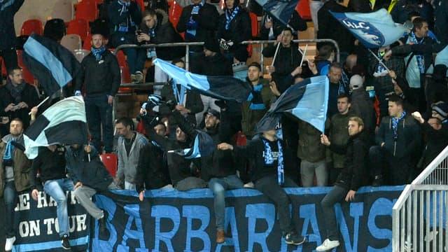 Supporter du Havre