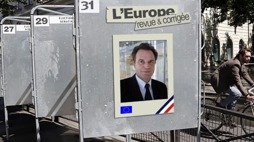 Le candidat UMP aux Européennes dans le Sud-Est, Renaud Muselier