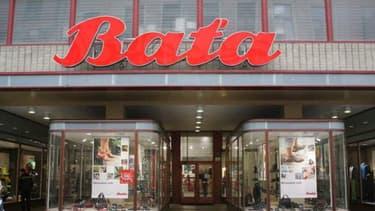 La filiale française de Bata s'était déclarée en cessation de paiements en novembre dernier