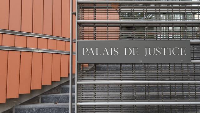L'entrée du palais de justice de Toulouse, le 21 octobre 2015