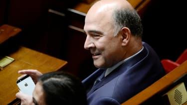 Le départ de Pierre Moscovici à Bruxelles risque bien de coûter au Parti socialiste sa majorité absolue à l'Assemblée nationale.