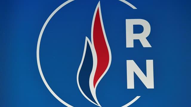 Le symbole du RN.
