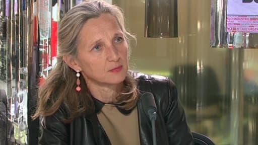 Clara Gaymard, la présidente de GE France, était l'invitée de BFM Business, lundi 21 janvier.