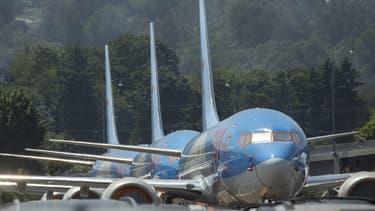 Depuis le drame d'Ethiopian Airlines, tous les Boeing 737 MAX sont cloués au sol.
